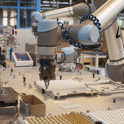 The Automated Factory – How to Improve Quality, Accuracy and Precision of Medical Devices
