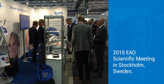 Elos Medtech at EAO Europe's Biggest Implant Dentistry Trade Exhibition