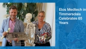 Elos Medtech in Timmersdala Celebrates 65 Years
