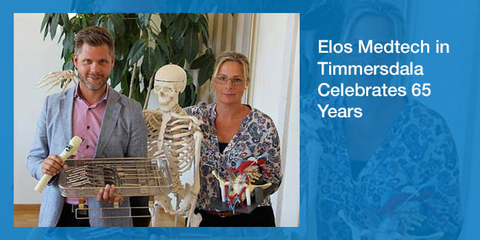 Elos Medtech Timmersdala Celebrates 65 Years