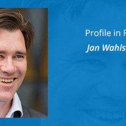 Profile in Focus - Jan Wahlström - CEO Elos MedTech