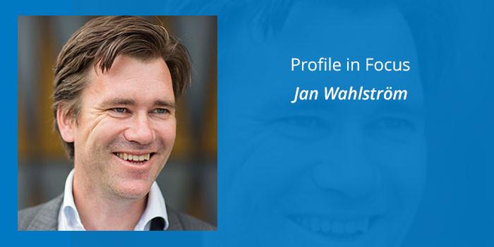 Profile in Focus - Jan Wahlström - CEO Elos MedTech