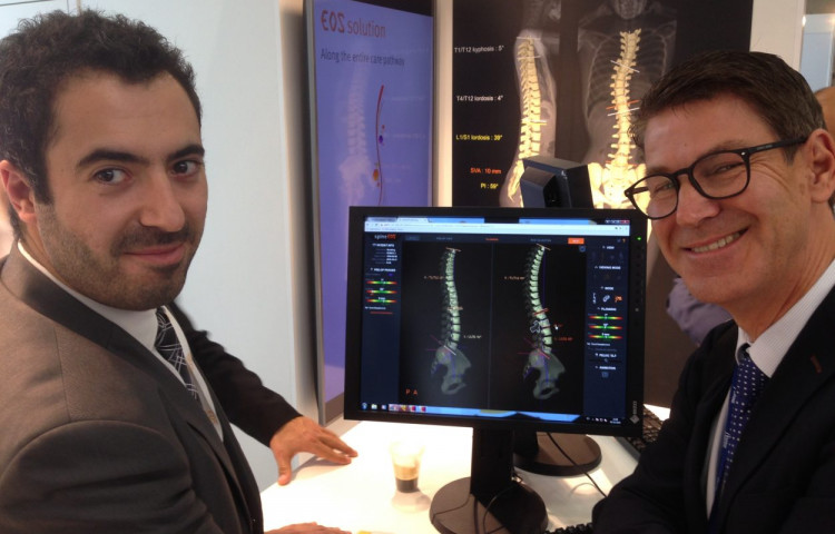 Largest trends in spine care from Eurospine