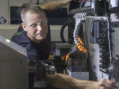 Elos Medtech Metal machining
