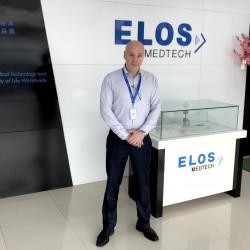 Conny Jacobsson Elos MedTech