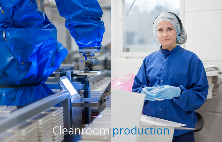 Are you looking to outsource cleanroom production of medical devices?